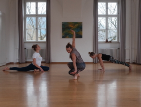 Yoga Tagesfestival im Cohaus Kloster Schlehdorf 15.2.2020