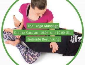 Thai Yoga Massage online Kurs